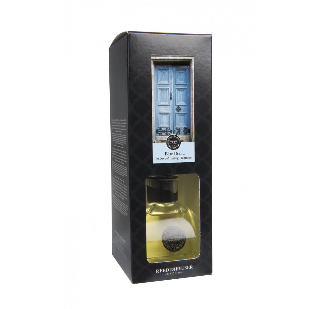 Bridgewater Candle Company - Reed Diffuser - Blue Door