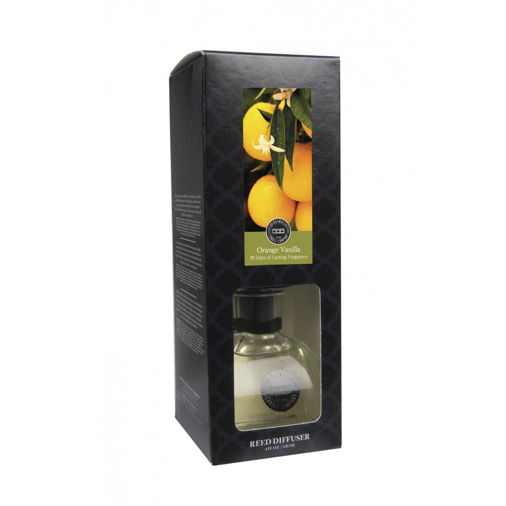 Bridgewater Candle Company - Reed Diffuser - Orange Vanilla
