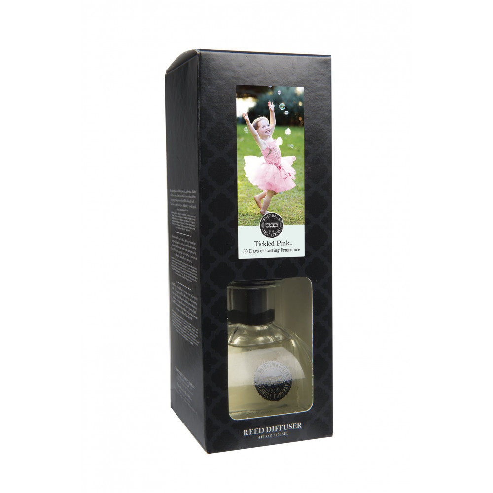 Bridgewater Candle Company - Reed Diffuser - Tickled Pink