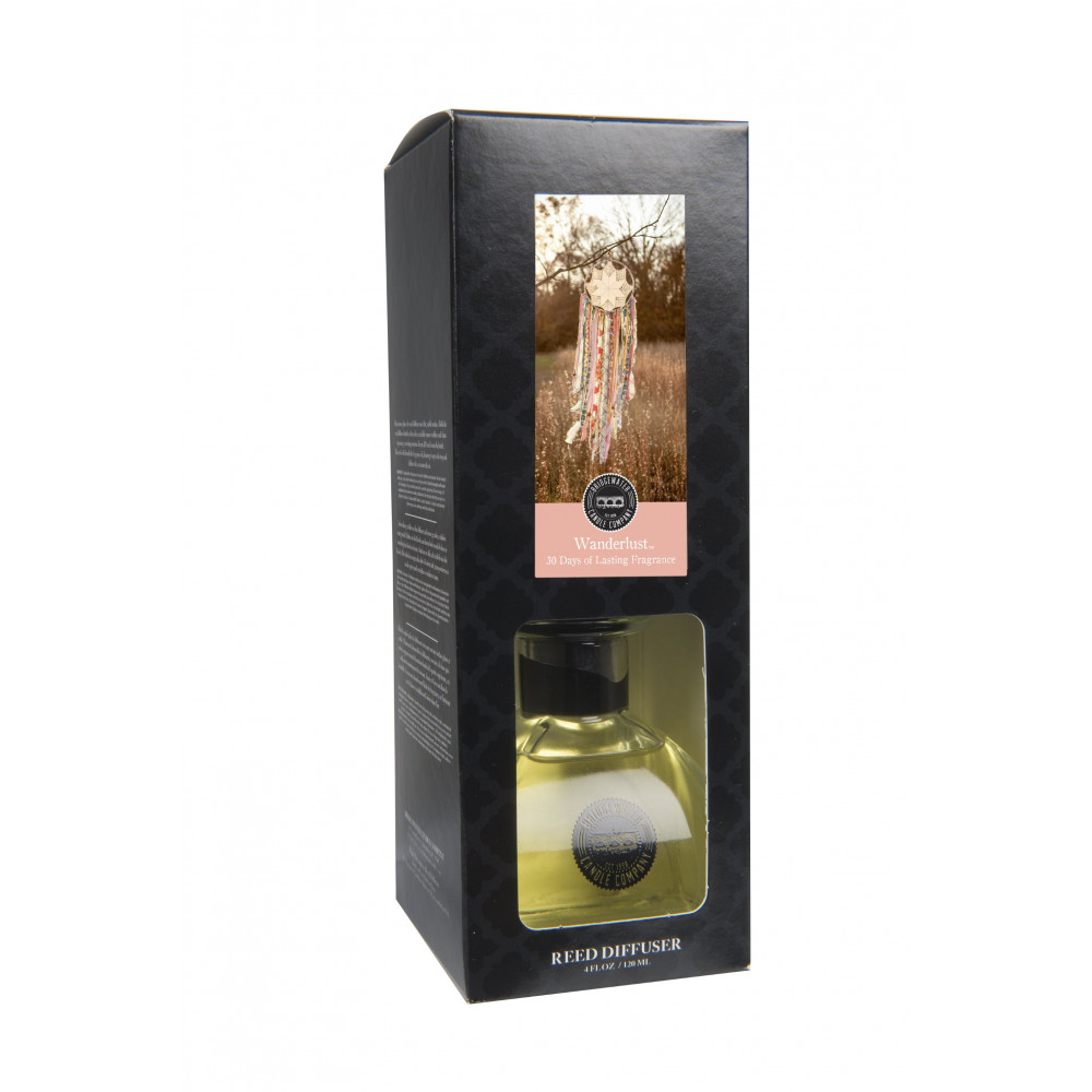 Bridgewater Candle Company - Reed Diffuser - Wanderlust