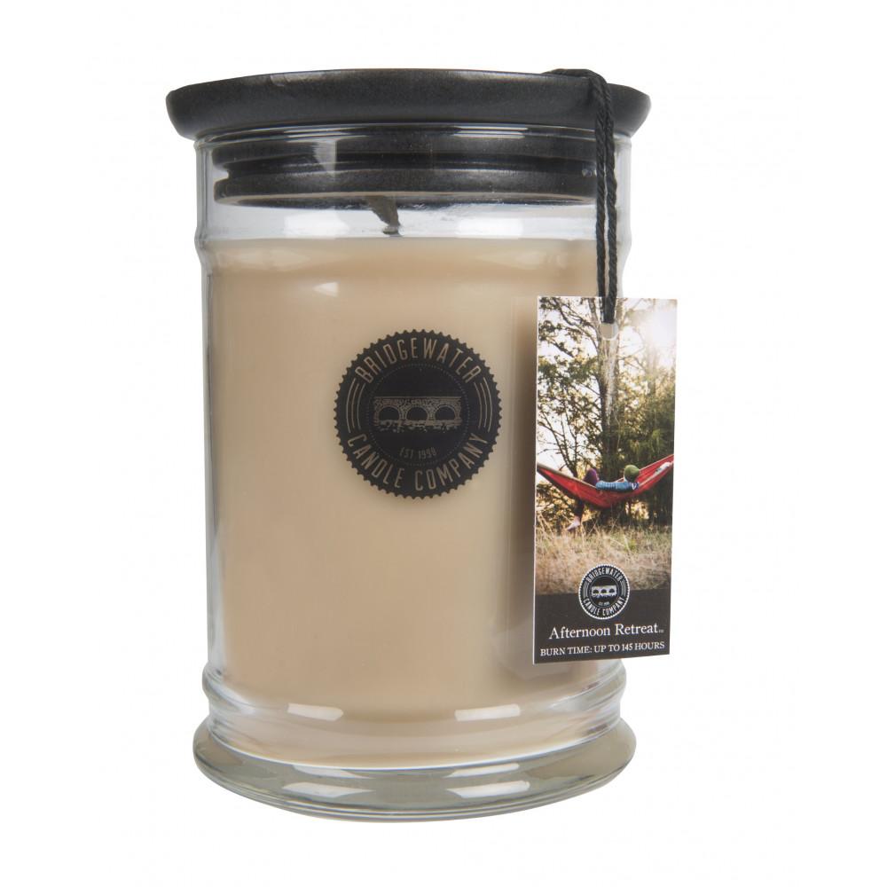 Bridgewater Candle Company - Candle - 18oz Large Jar - Afternoon Retreat