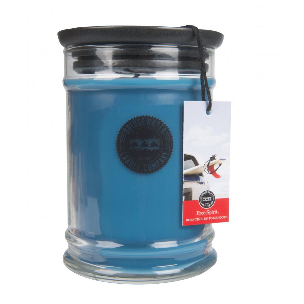 Bridgewater Candle Company - Candle - 18oz Large Jar - Free Spirit