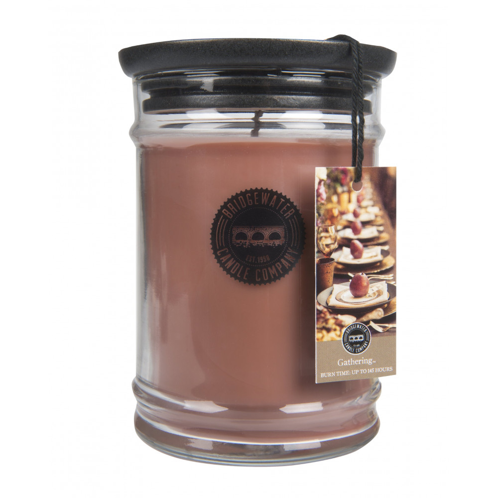 Bridgewater Candle Company - Candle - 18oz Large Jar - Gathering