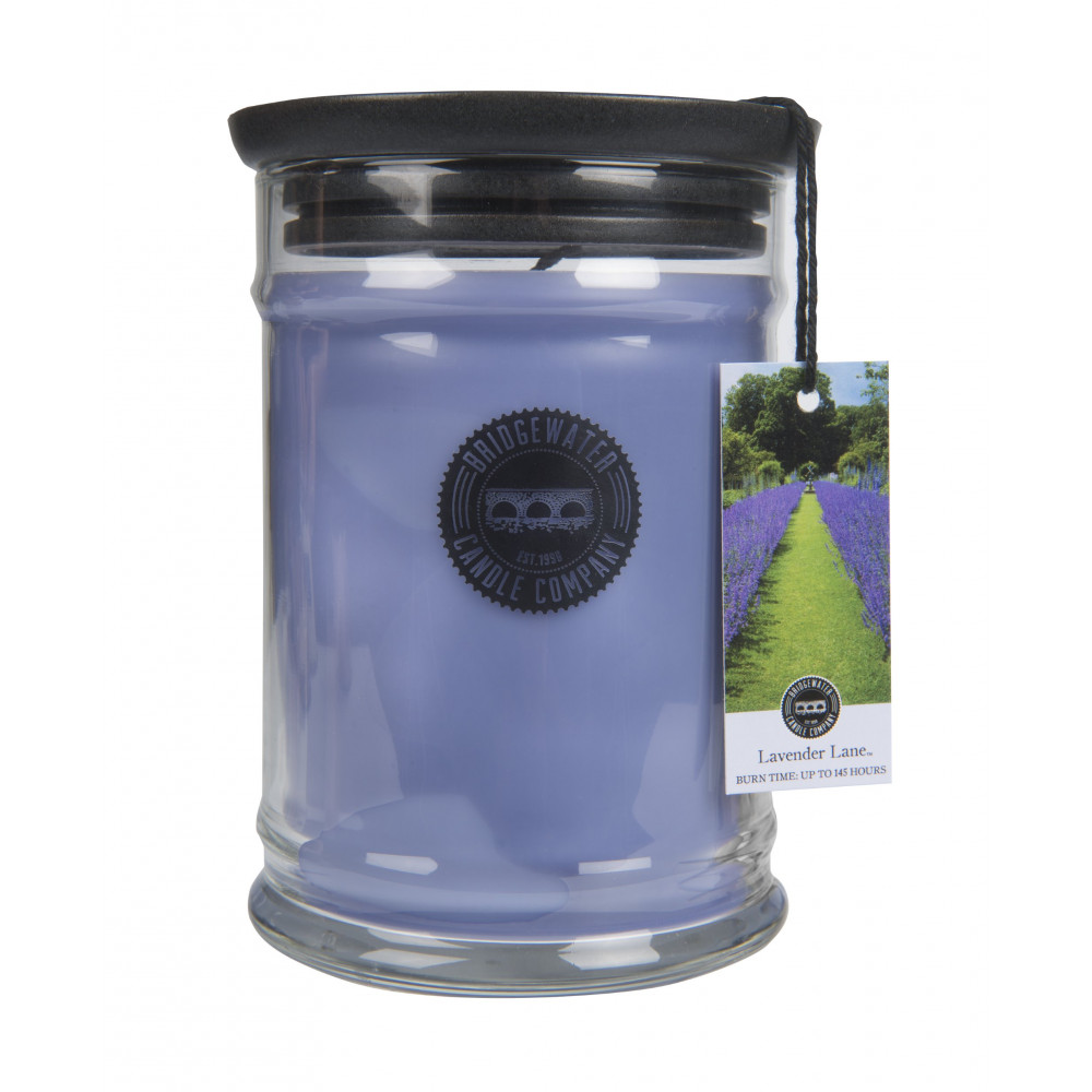 Bridgewater Candle Company - Candle - 18oz Large Jar - Lavender Lane