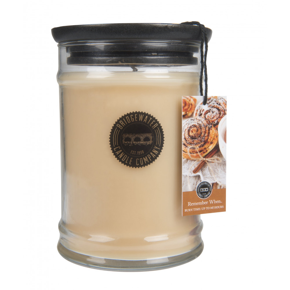 Bridgewater Candle Company - Candle - 18oz Large Jar - Remember When