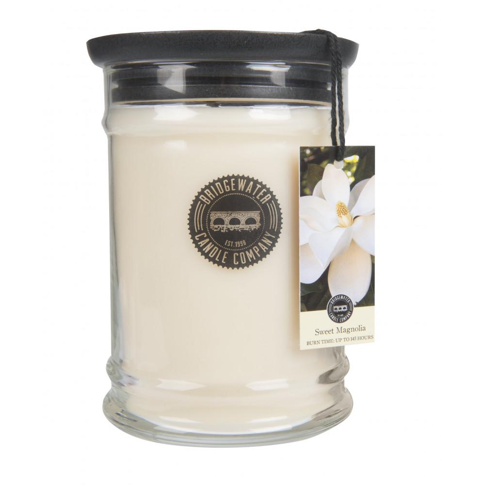 Bridgewater Candle Company - Candle - 18oz Large Jar - Sweet Magnolia