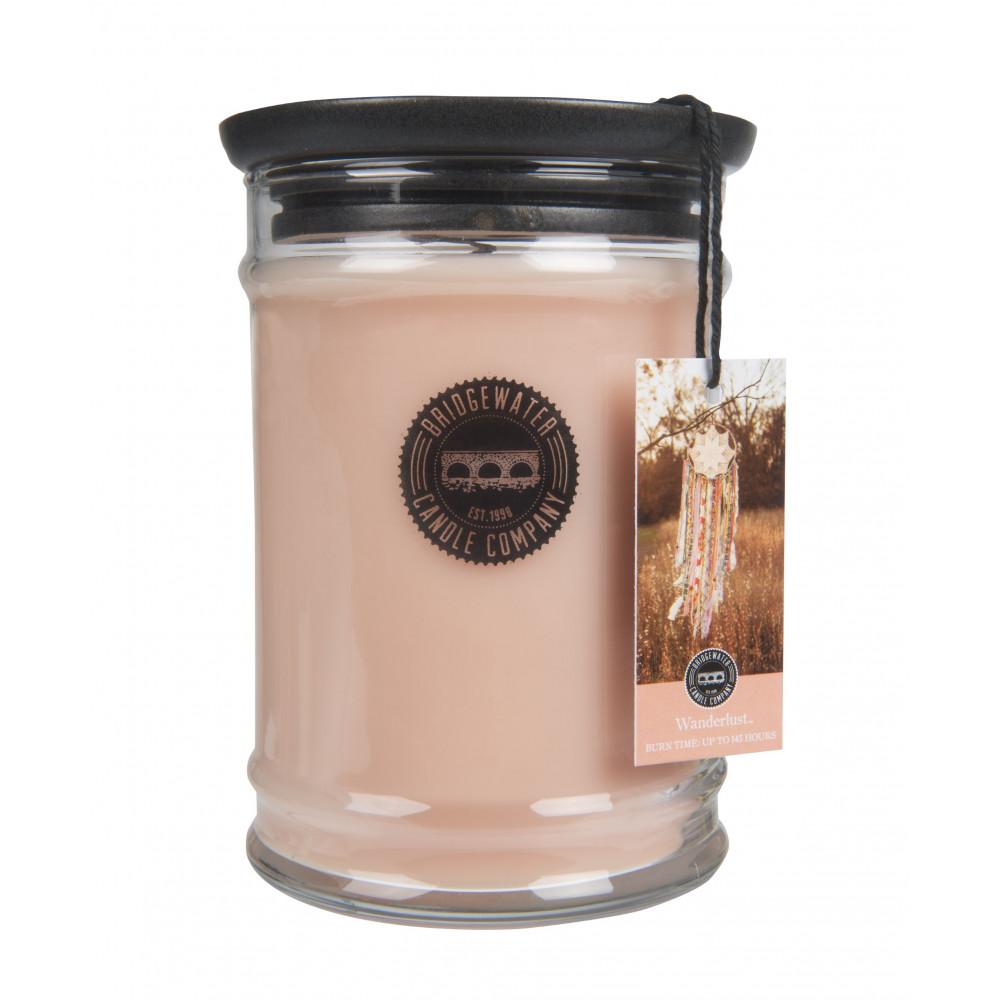 Bridgewater Candle Company - Candle - 18oz Large Jar - Wanderlust