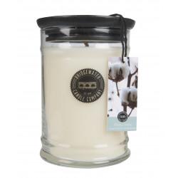 Bridgewater Candle Company - Candle - 18oz Large Jar - White Cotton