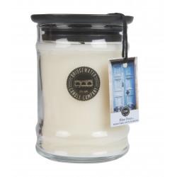 Bridgewater Candle Company - Candle - 8oz Small Jar - Blue Door