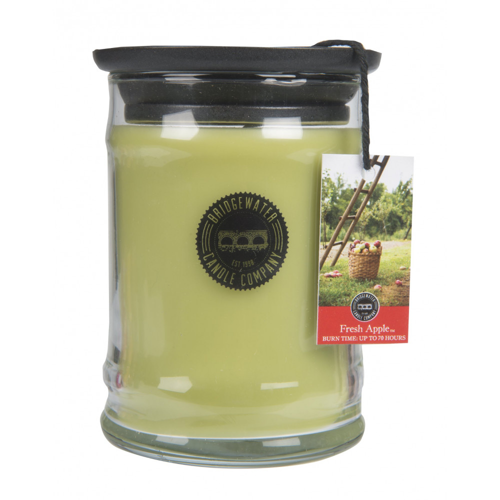 Bridgewater Candle Company - Candle - 8oz Small Jar - Fresh Apple