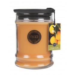 Bridgewater Candle Company - Candle - 8oz Small Jar - Orange Vanilla