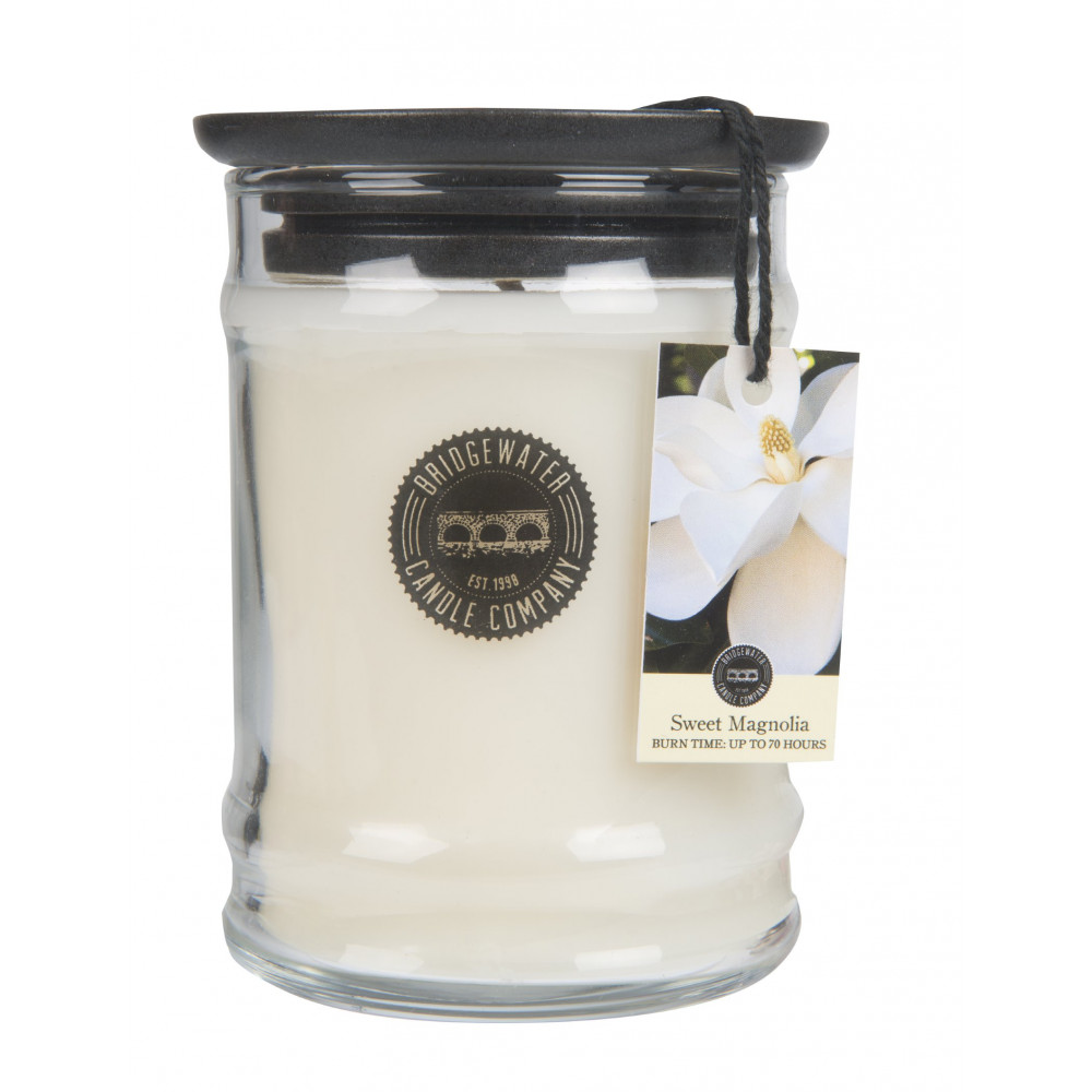 Bridgewater Candle Company - Candle - 8oz Small Jar - Sweet Magnolia