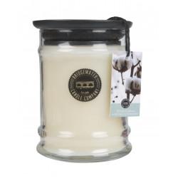 Bridgewater Candle Company - Candle - 8oz Small Jar - White Cotton