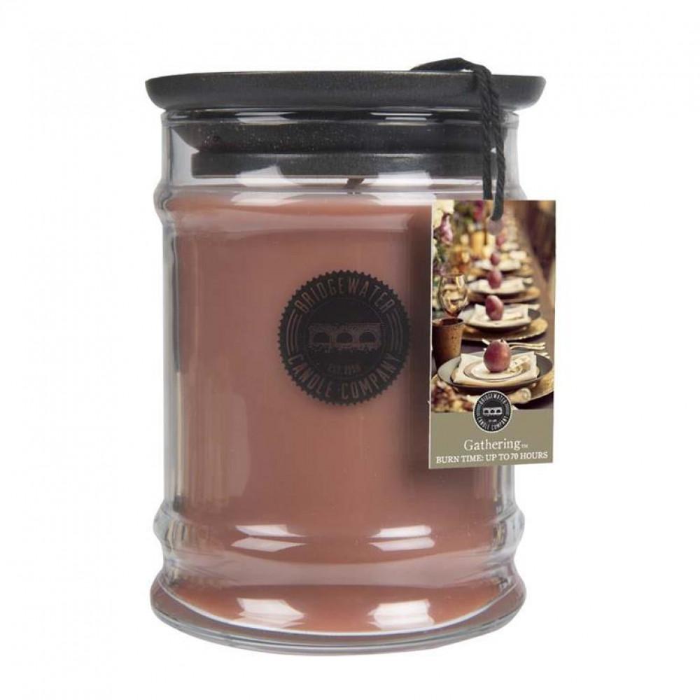 Bridgewater Candle Company - Candle - 8oz Small Jar - Gathering
