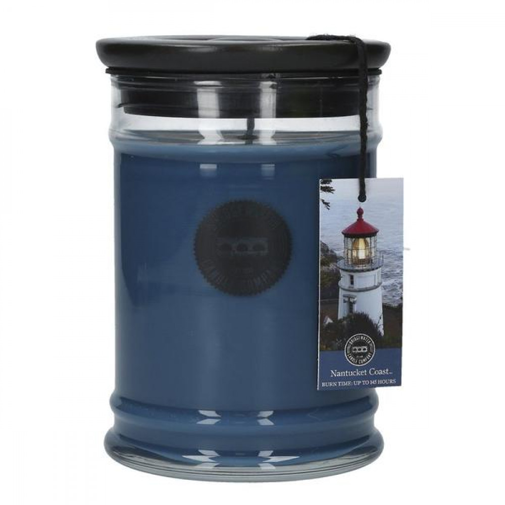 Bridgewater Candle Company - Candle - 18oz Large Jar - Nantucket Coast