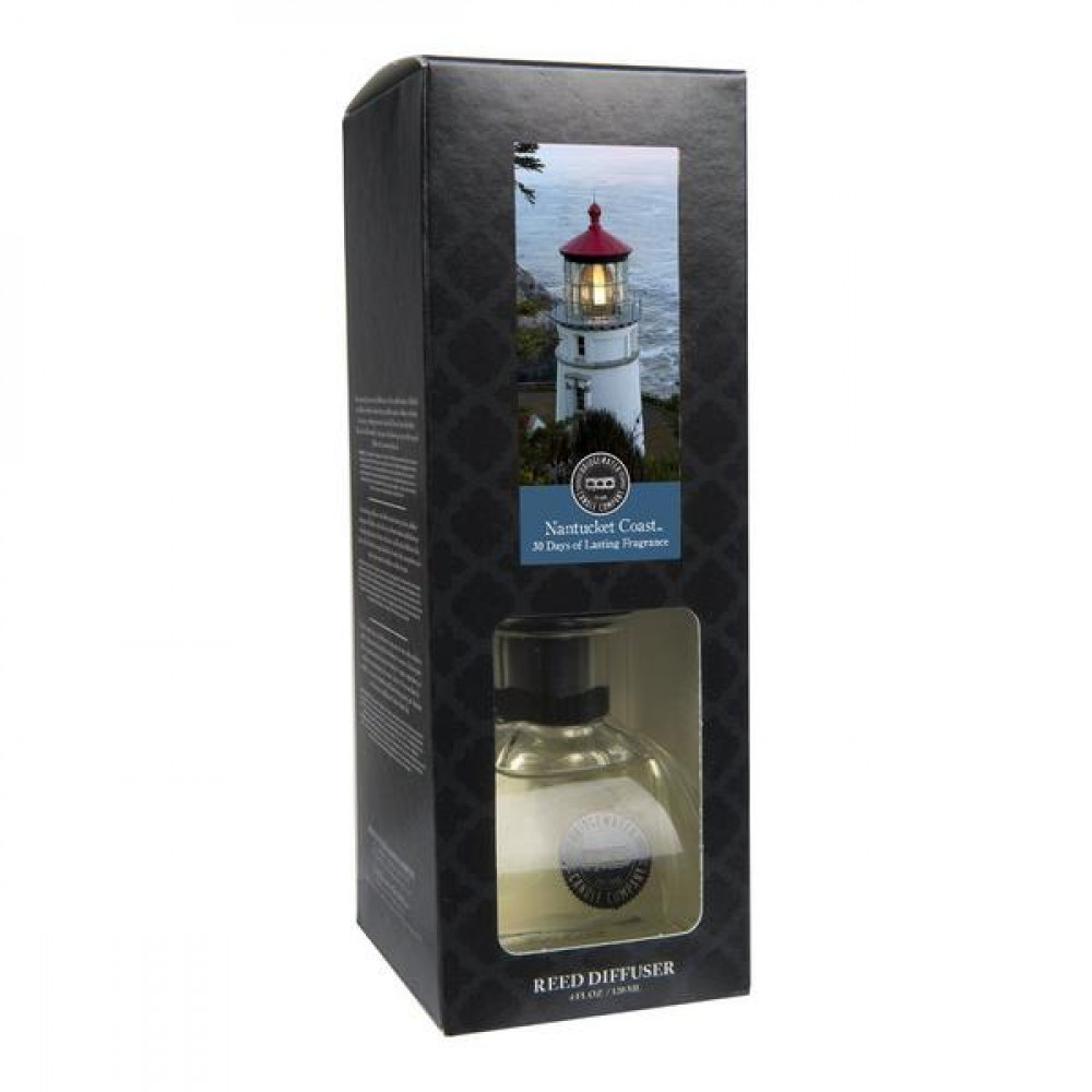 Bridgewater Candle Company - Reed Diffuser - Nantucket Coast