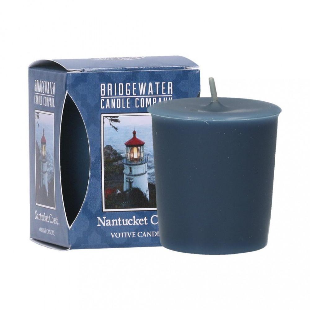 Bridgewater Candle Company - Votive Candle - Nantucket Coast