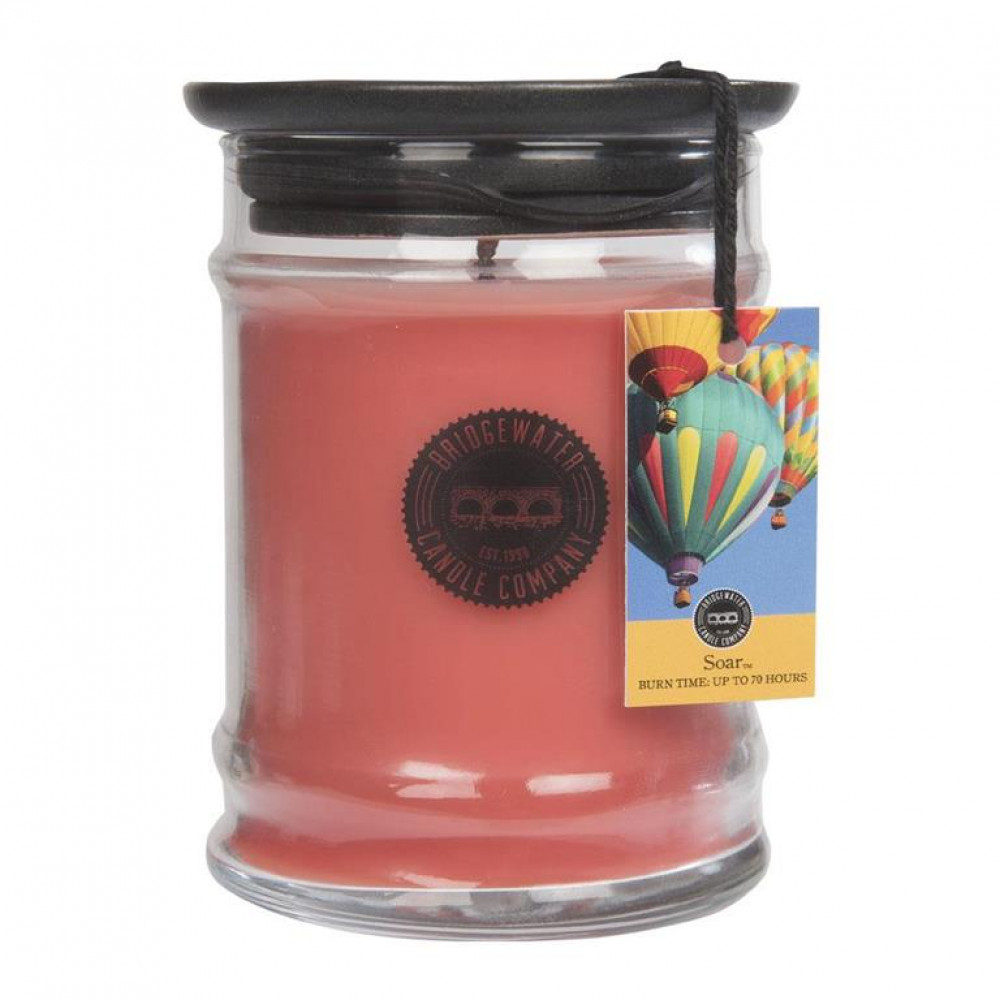 Bridgewater Candle Company - Candle - 8oz Small Jar - Soar