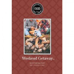 Bridgewater Candle Company - Scented Sachet - Weekend Getaway