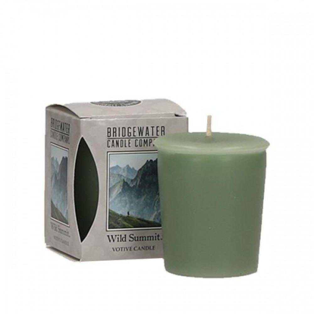 Bridgewater Candle Company - Votive Candle - Wild Summit
