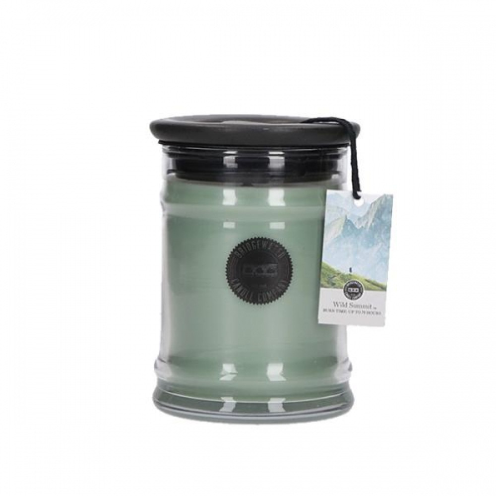 Bridgewater Candle Company - Candle - 8oz Small Jar - Wild Summit
