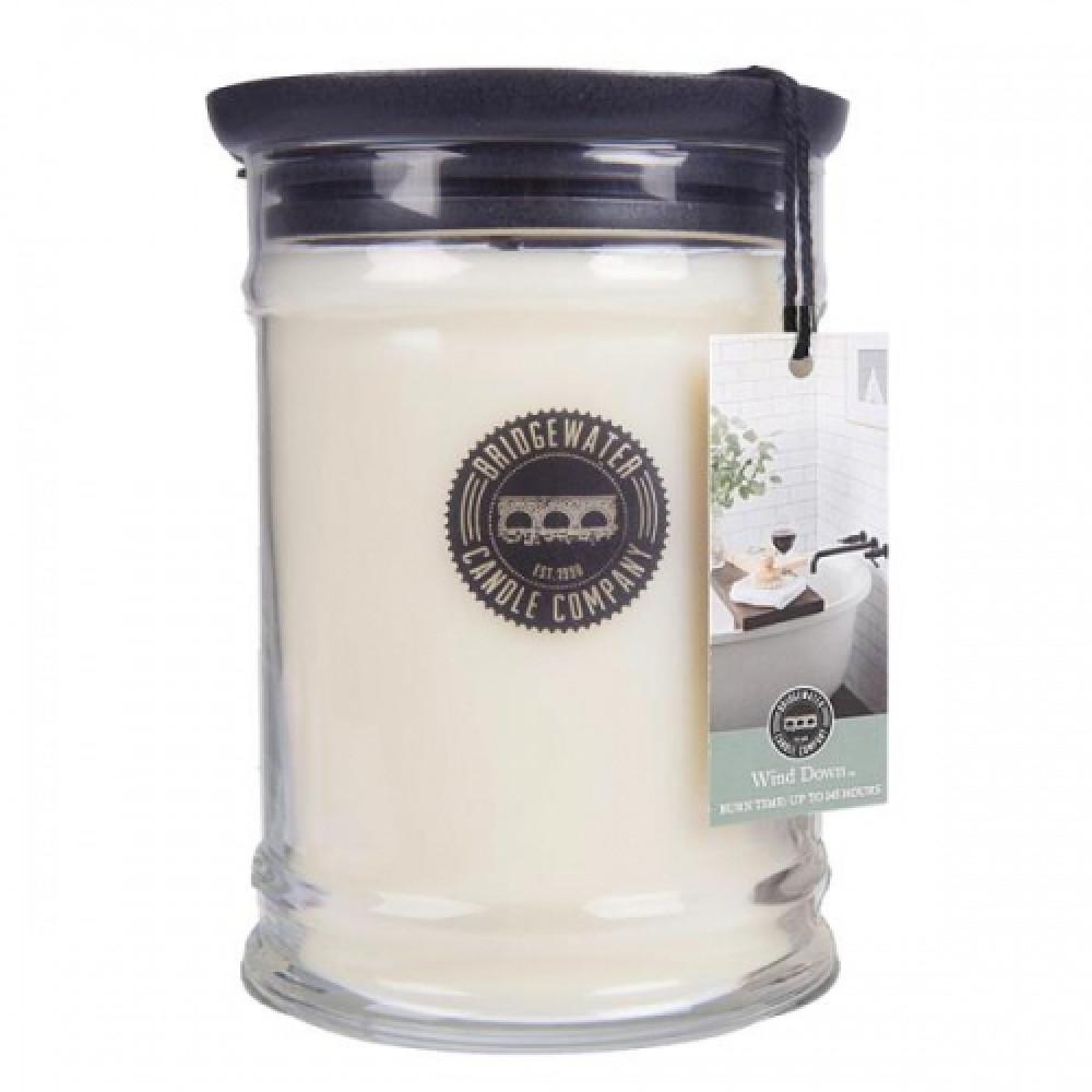 Bridgewater Candle Company - Geurkaars - 500gr - Wind Down