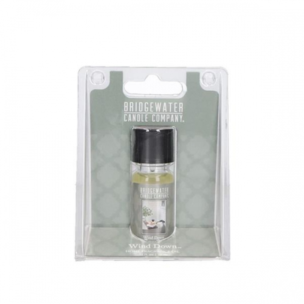 Bridgewater Candle Company - Home Fragrance Oil - Wind Down