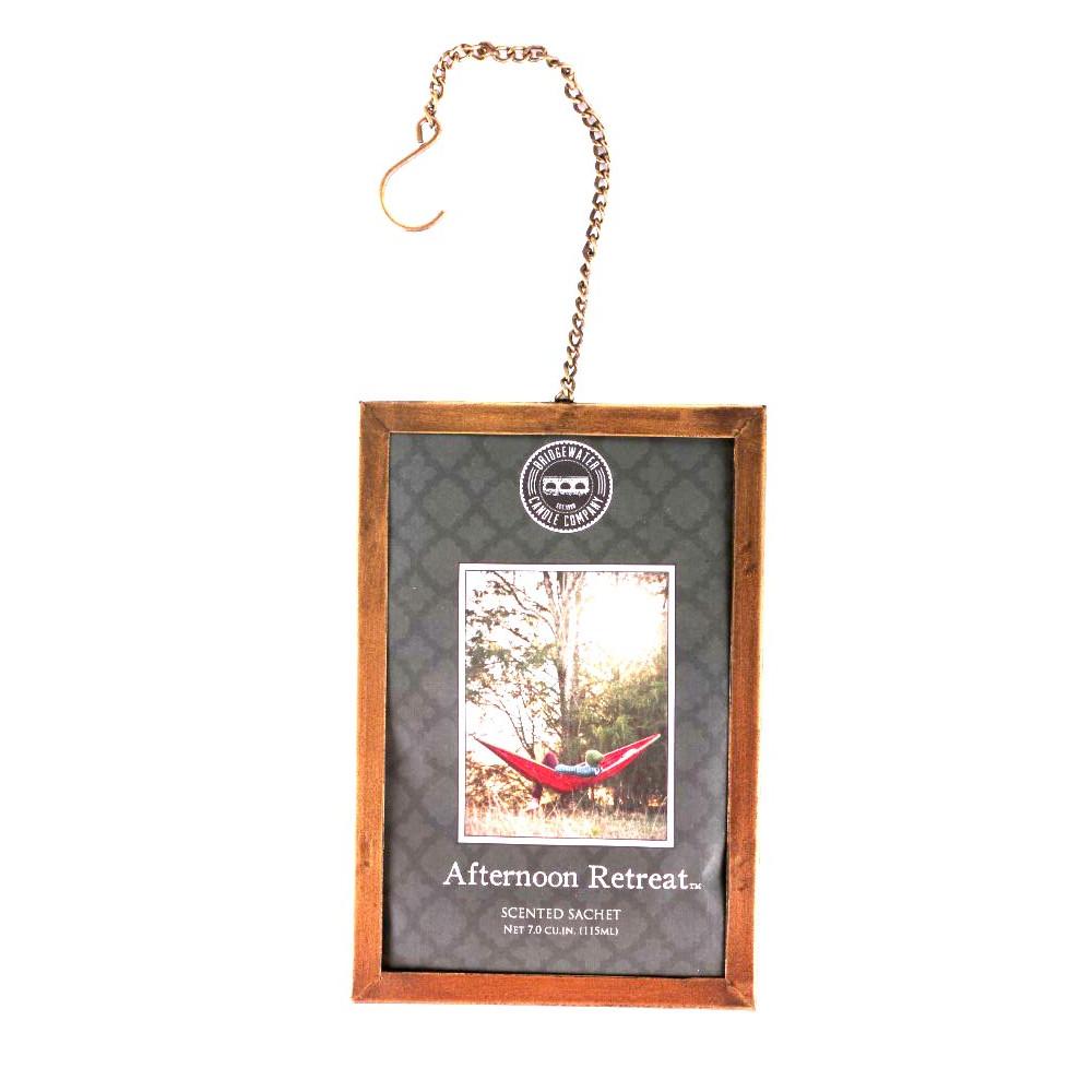 Hanging Sachet Frame gold