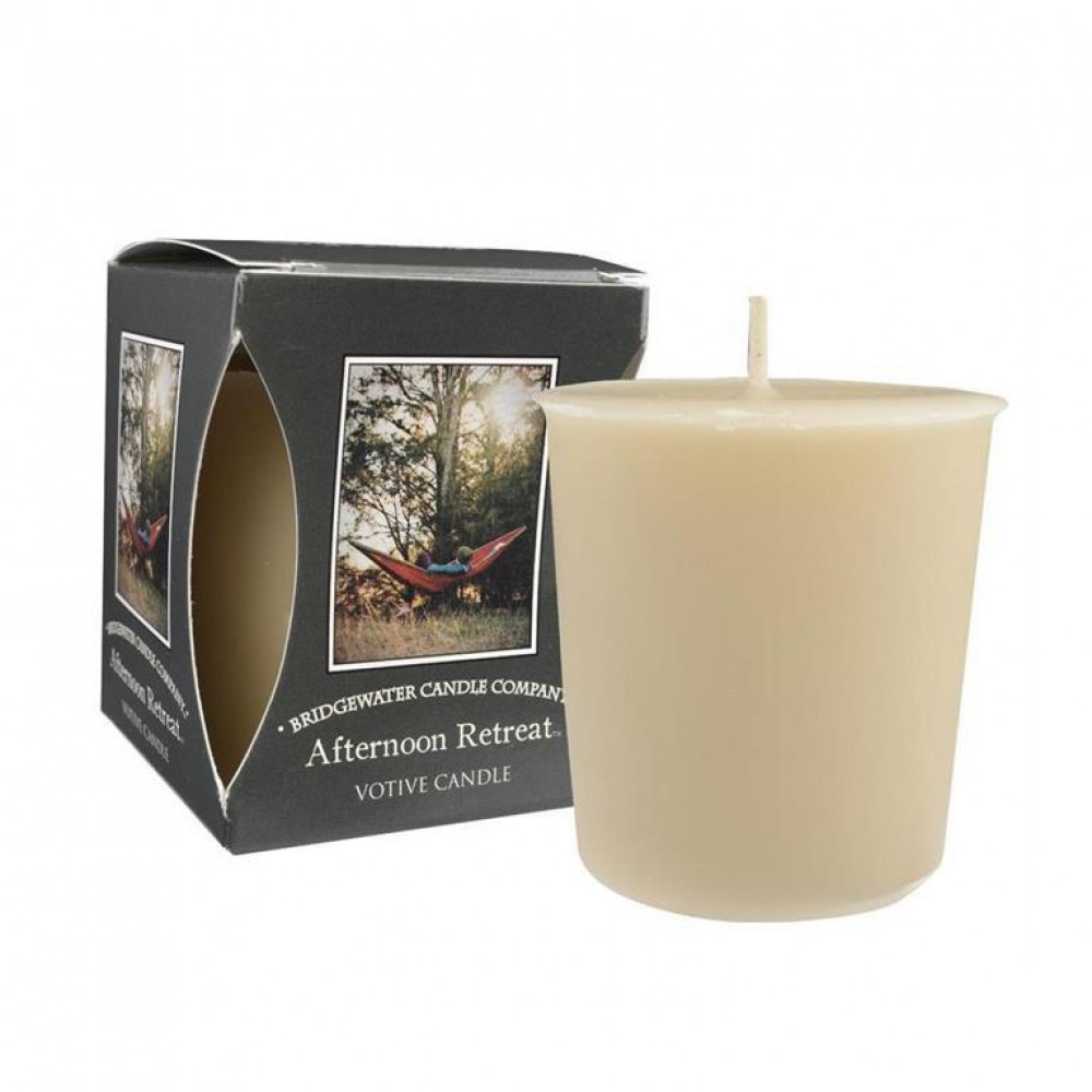 Bridgewater Candle Company - Votive Candle - Afternoon Retreat