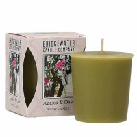Bridgewater Candle Company - Votive Candle - Azalea & Oak