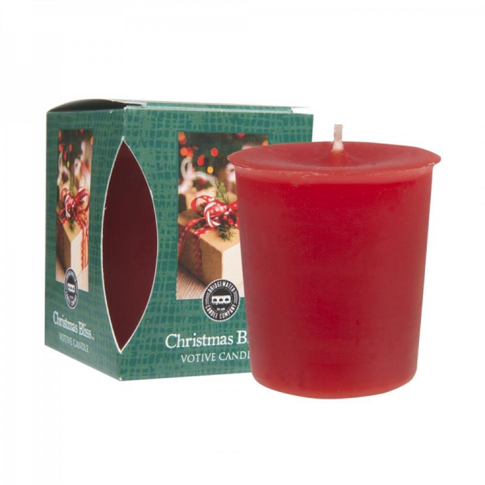 Bridgewater Candle Company - Votive Candle - Christmas Bliss