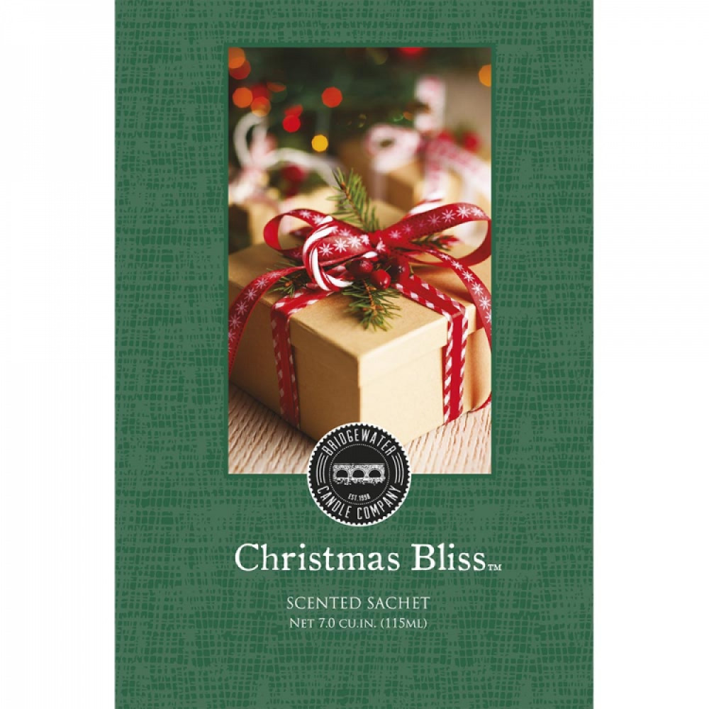 Bridgewater Candle Company - Scented Sachet - Christmas Bliss
