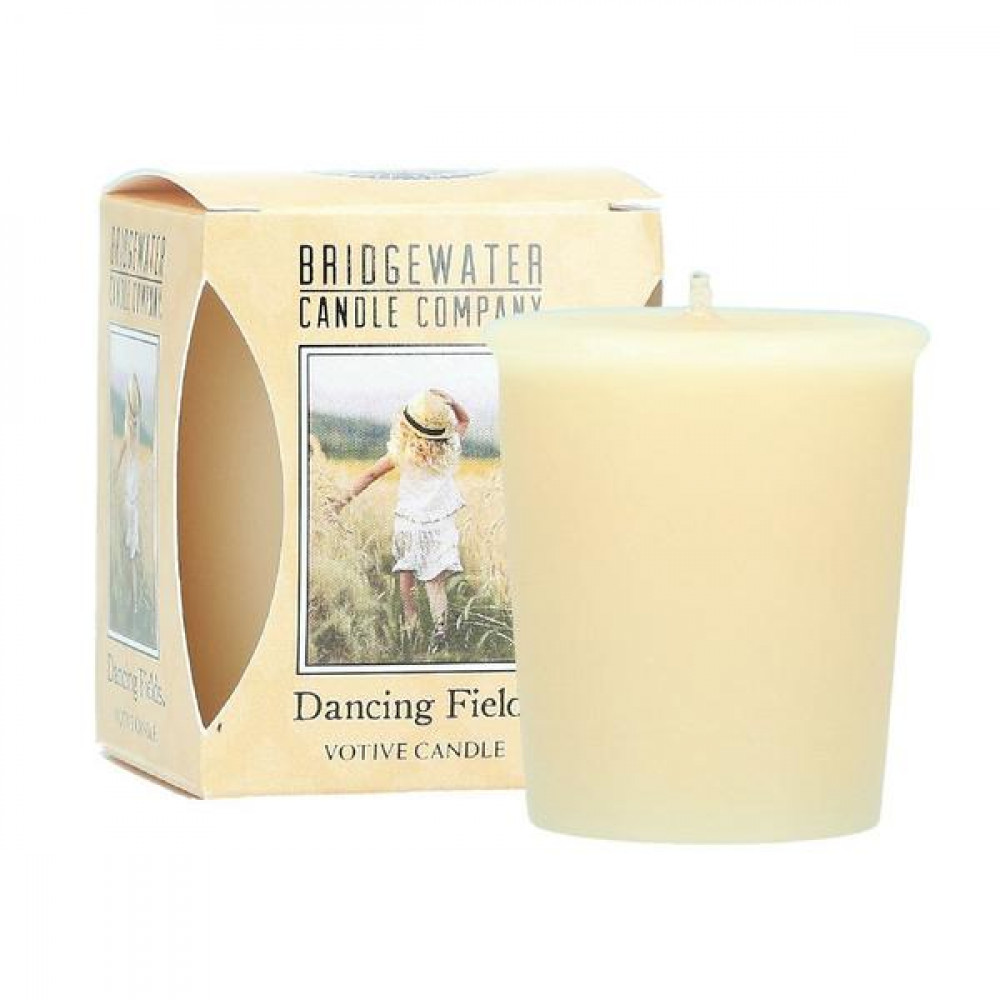 Bridgewater Candle Company - Votive Candle - Dancing Fields