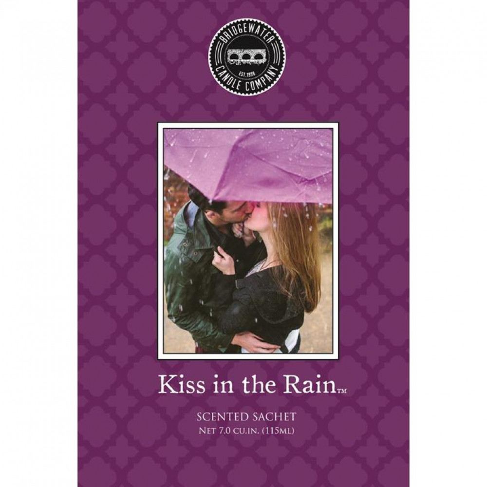 Bridgewater Candle Company - Scented Sachet - Kiss in the Rain