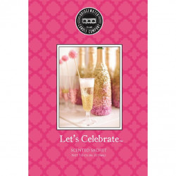 Bridgewater Candle Company - Scented Sachet - Let's Celebrate