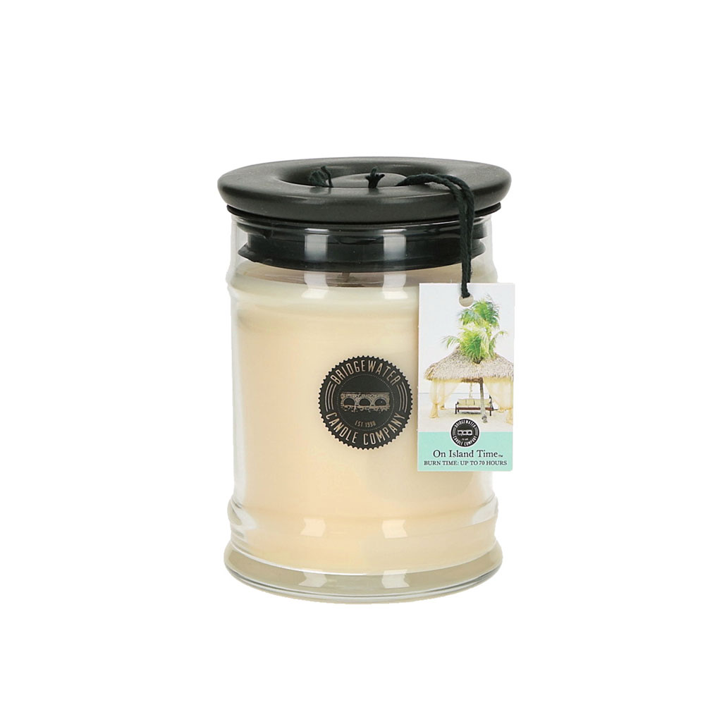 Bridgewater Candle Company - Fragrance Candle - 225gr - On Island Time