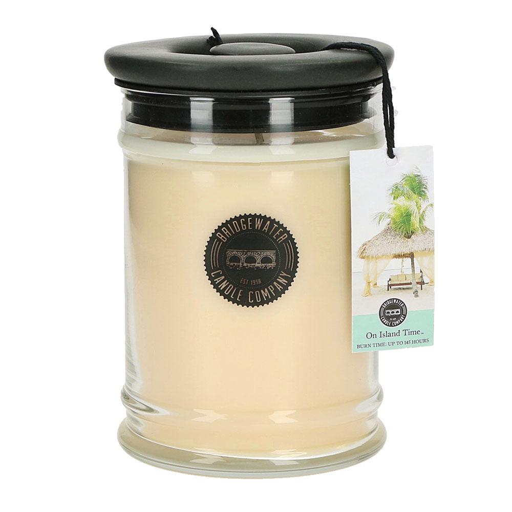 Bridgewater Candle Company - Duftkerze - 500gr - On Island Time
