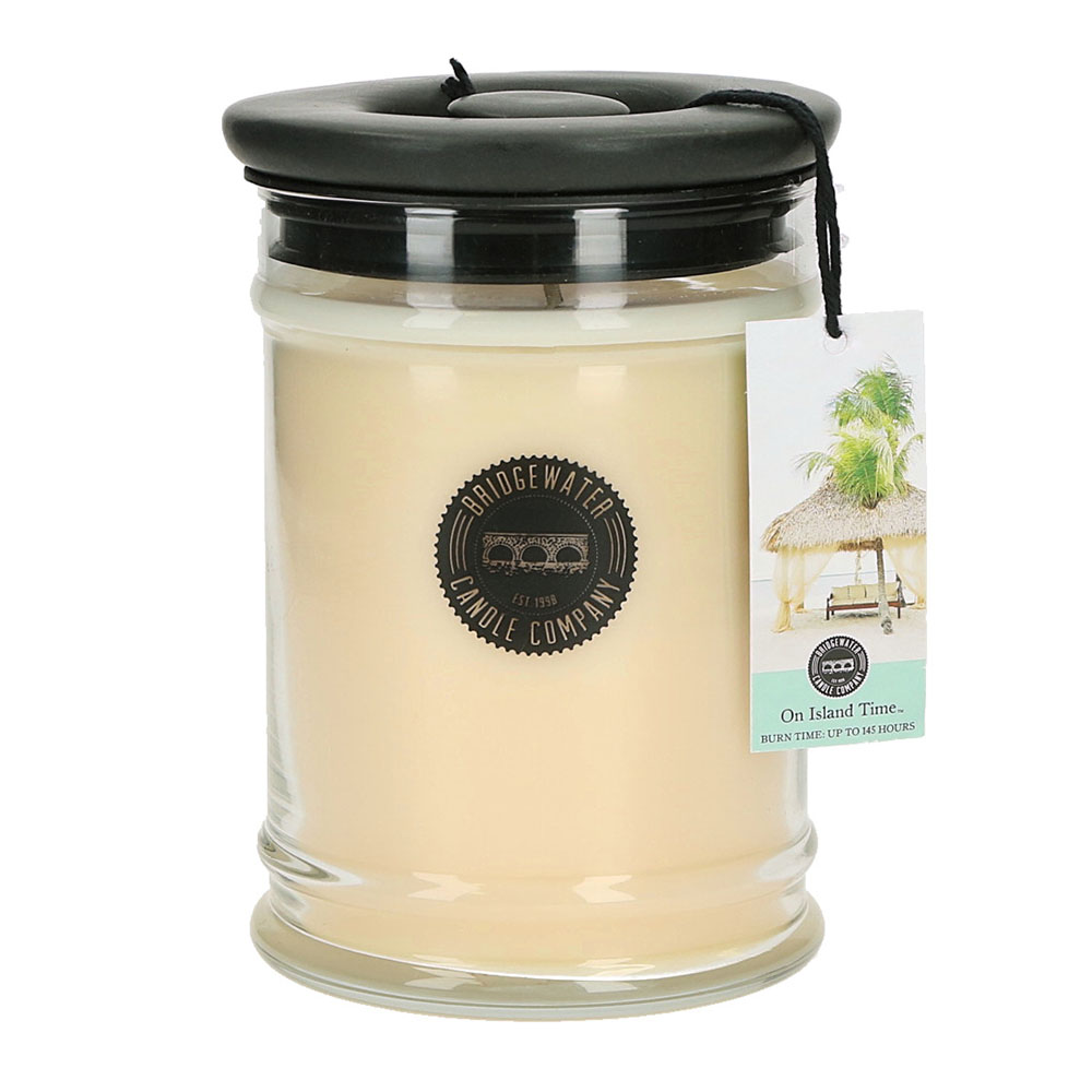 Bridgewater Candle Company - Geurkaars - 500gr - On Island Time