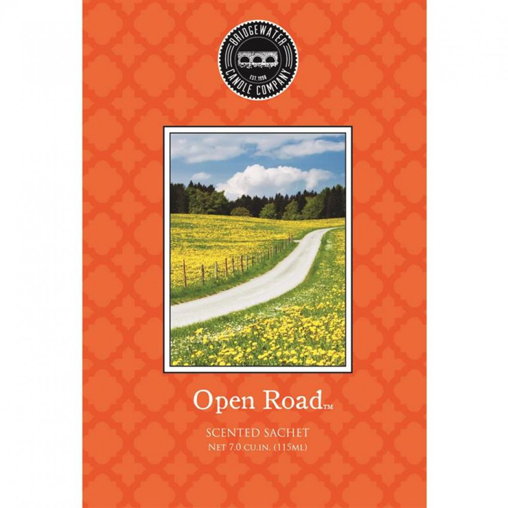 Bridgewater Candle Company - Geurzakje - Open Road