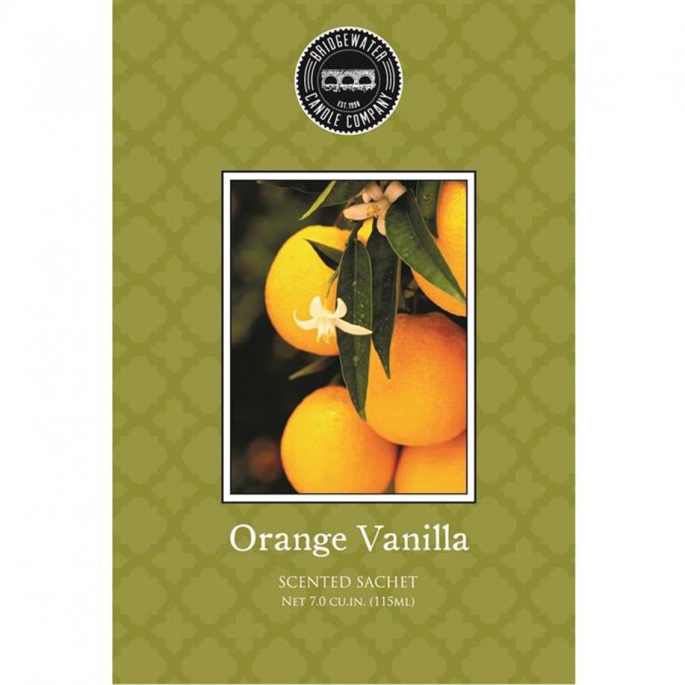 Bridgewater Candle Company - Scented Sachet - Orange Vanilla