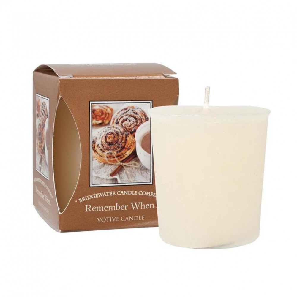 Bridgewater Candle Company - Votive Candle - Remember When
