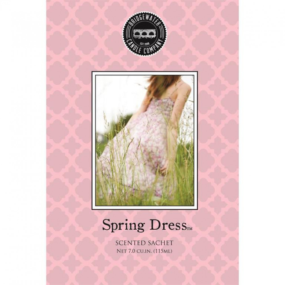 Bridgewater Candle Company - Scented Sachet - Spring Dress