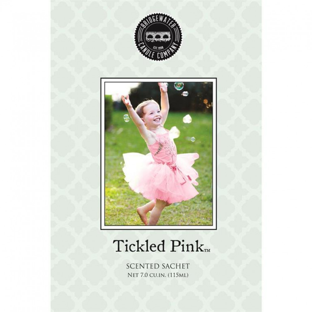 Bridgewater Candle Company - Scented Sachet - Tickled Pink
