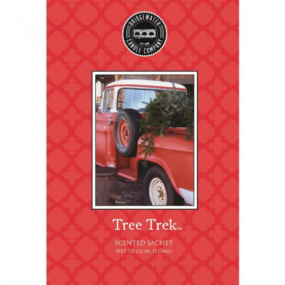 Bridgewater Candle Company - Scented Sachet - Tree Trek