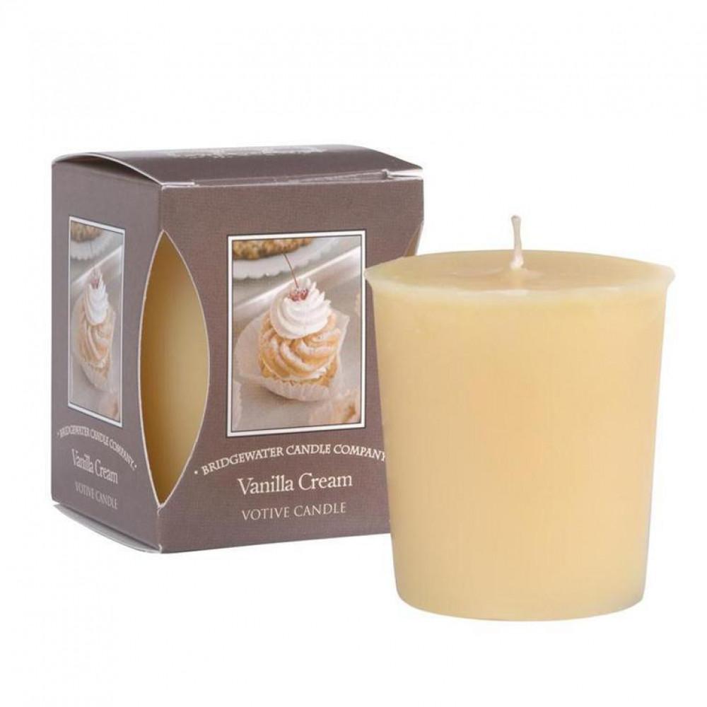 Bridgewater Candle Company - Votive Candle - Vanilla Cream