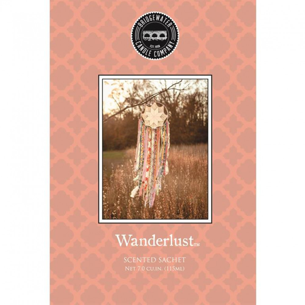 Bridgewater Candle Company - Scented Sachet - Wanderlust