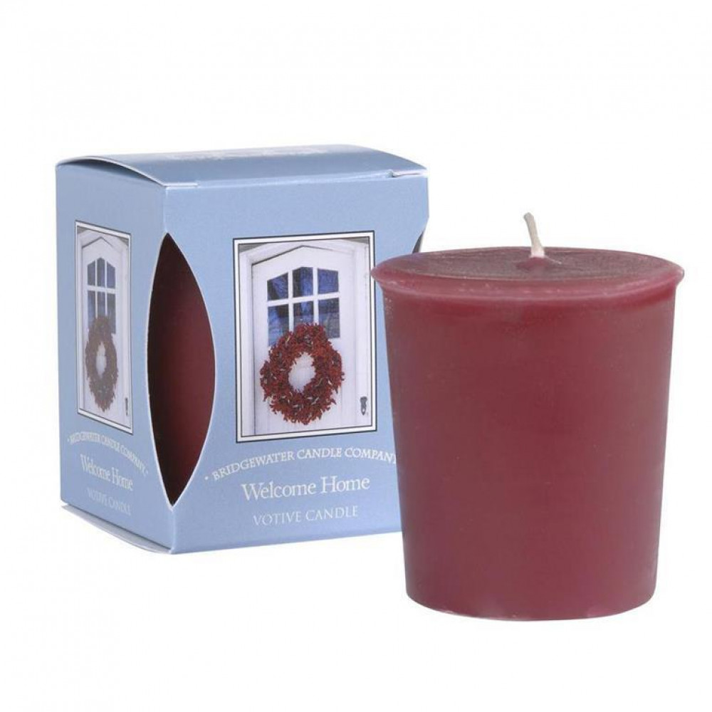 Bridgewater Candle Company - Votive Candle - Welcome Home
