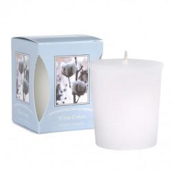 Bridgewater Candle Company - Votivkerze - White Cotton