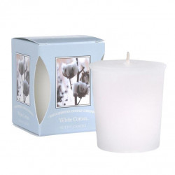 Bridgewater Candle Company - Votief geurkaars - White Cotton